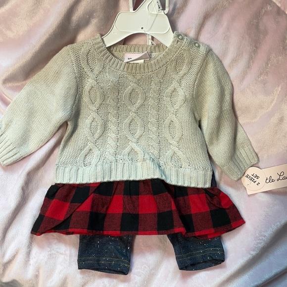 NWT sweater set 3/6